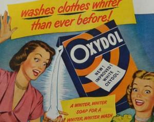 Vintage Oxydol Ad